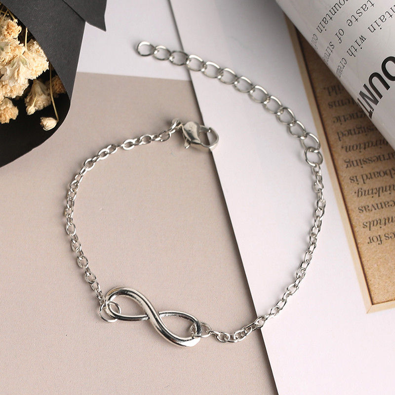 Infinity Bracelet For Women - HighToneJewelry