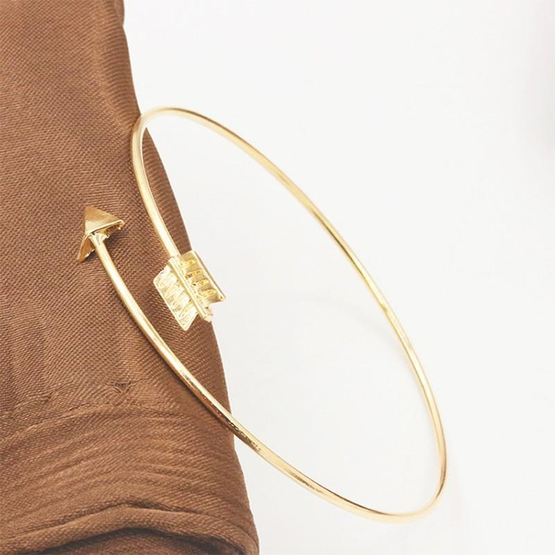 Arrow Cuff Bracelet - HighToneJewelry