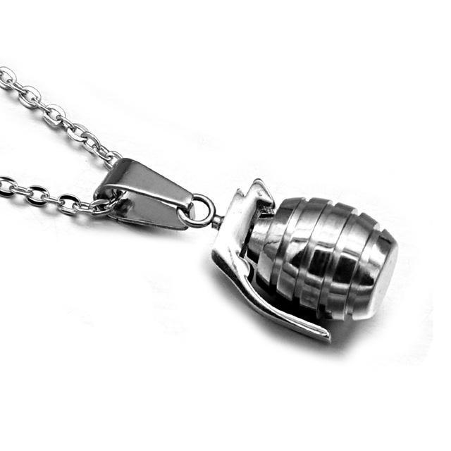 CS:GO Grenade Necklace - HighToneJewelry