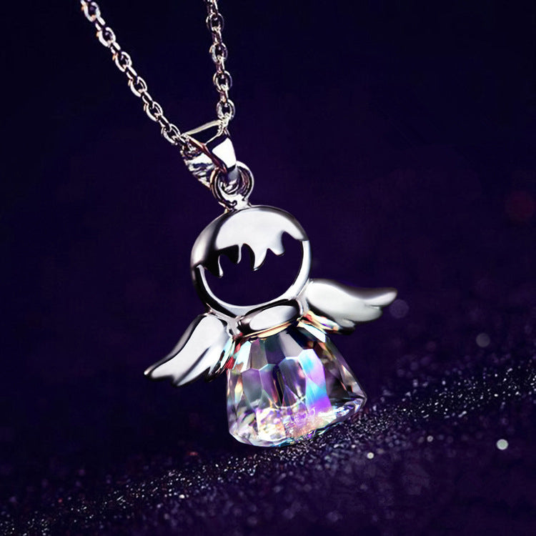 Cute Angel Pendant - HighToneJewelry