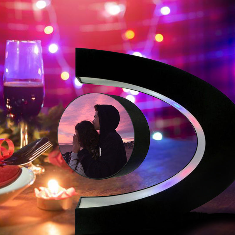 LED Levitating Photo Frame