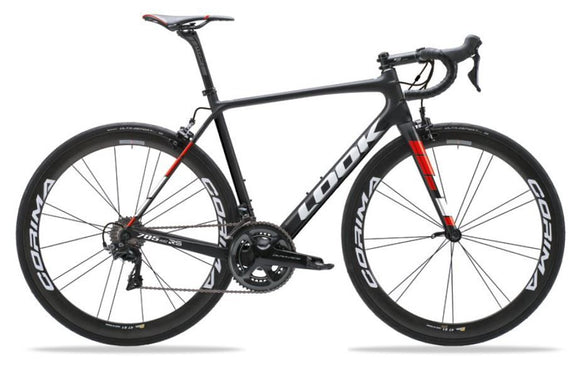 Look 785 Huez RS Dura-Ace Di2 Corima WS1 Road Bike 2019 - Chain Driven Cycles