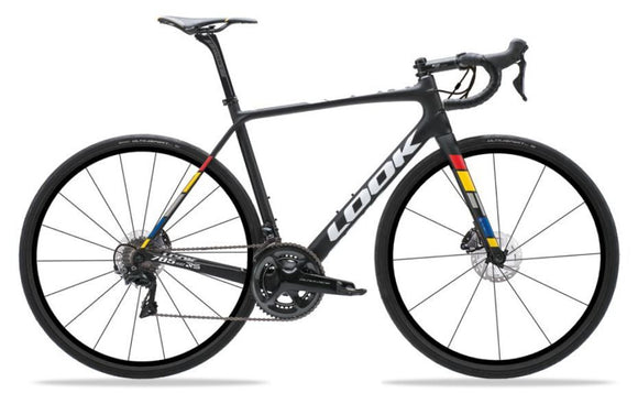 Look 785 Huez RS Disc Ultegra Di2 Ksyrium Disc Road Bike 2019 - Chain Driven Cycles