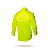 BBB BaseShield BBW-148 rainJacket - yellow - Chain Driven Cycles