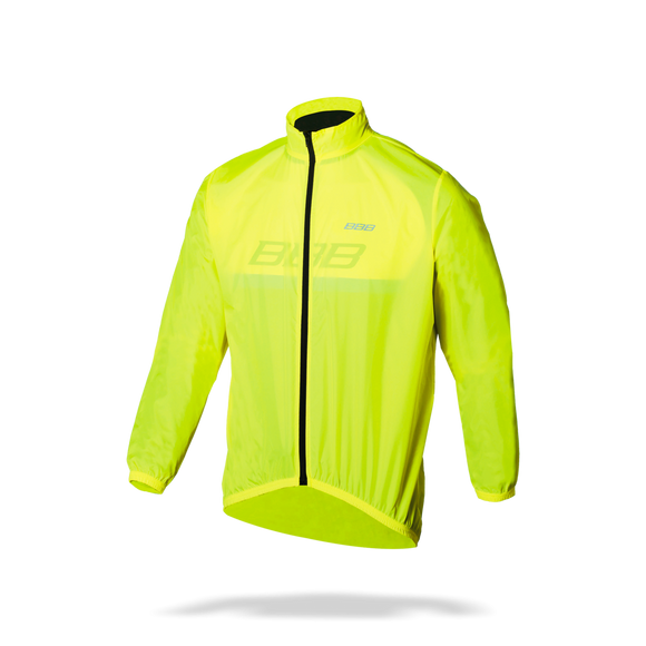BBB BaseShield BBW-148 rainJacket - yellow-chaindriven