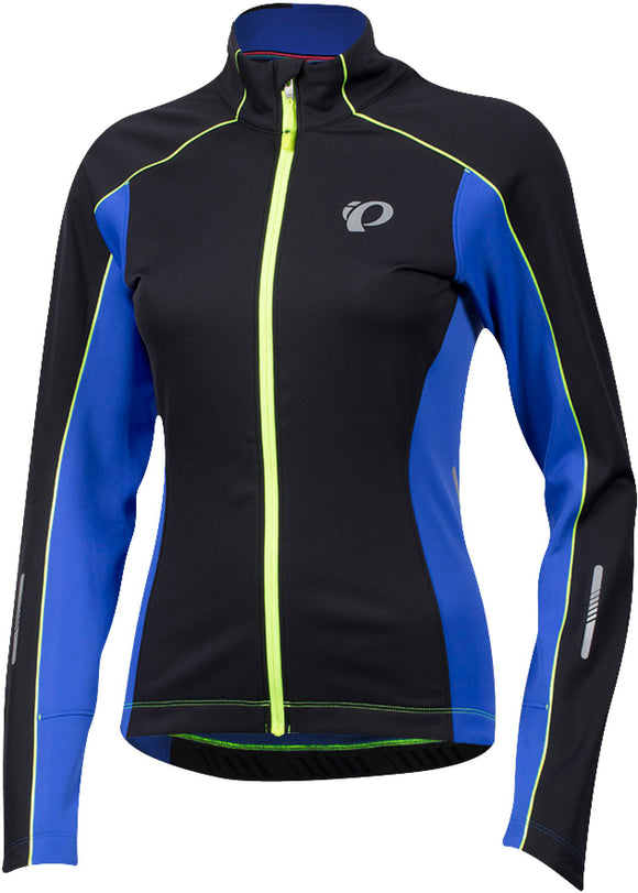 Pearl Izumi Women's ELITE Pursuit softshell cycling jacket