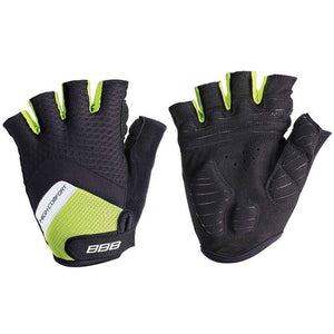 BBW-44 RACER MITTS BLACK/NEON YELL
