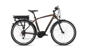 BE 18 E-BIKE TRK MAN 28 ACERA 9S BAFANG MAX DRIVE - Chain Driven Cycles