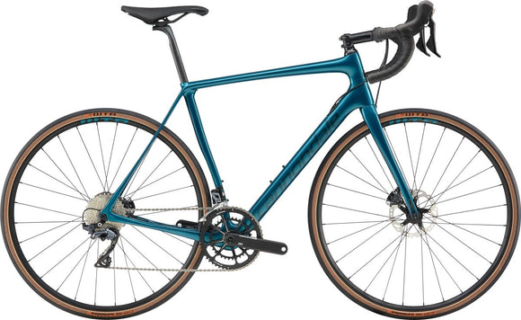 Cannondale Synapse Carbon Disc Ultegra SE Road Bike 2019 - Chain Driven Cycles