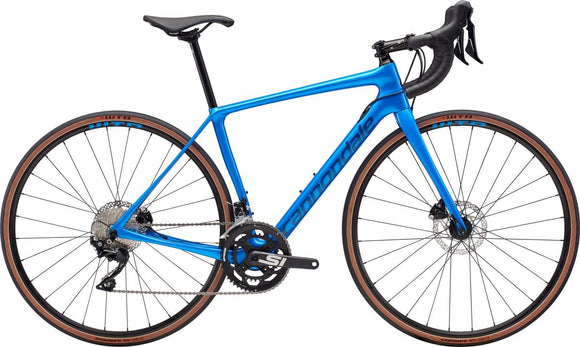 Cannondale Synapse Carbon Disc Womens 105 SE Road Bike 2019 - Chain Driven Cycles