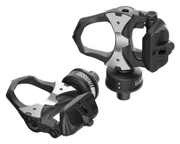 Assioma DUO dual sided powermeter pedals
