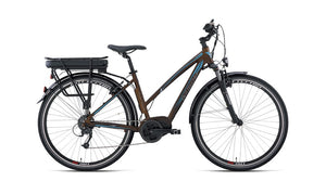 BE 20 E-BIKE TRK LADY 28 ACERA 9S BAFANG MAX DRIVE
