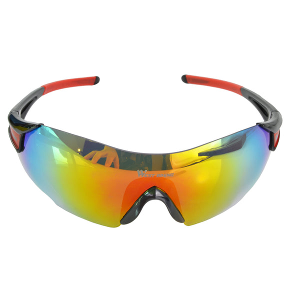 West Biking Cycling glasses