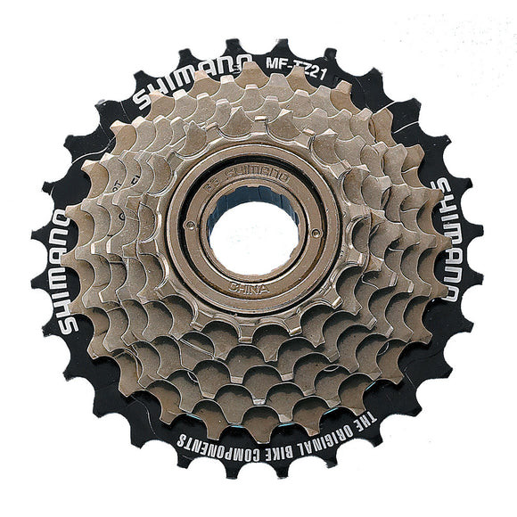 SHIMANO TZ21 FREEWHEEL 7 SPEED (14-28) - Chain Driven Cycles