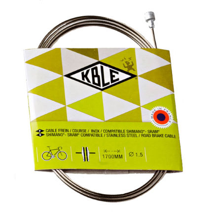 Quality SS Brake inner cables road or MTB - Chain Driven Cycles