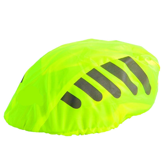 Bicycle Reflective Helmet Cover - Chain Driven Cycles
