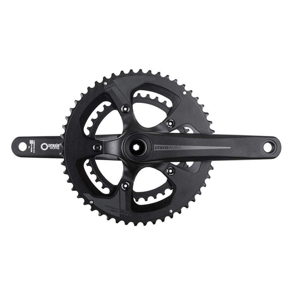 Praxis works zayante full crankset power meter - Chain Driven Cycles