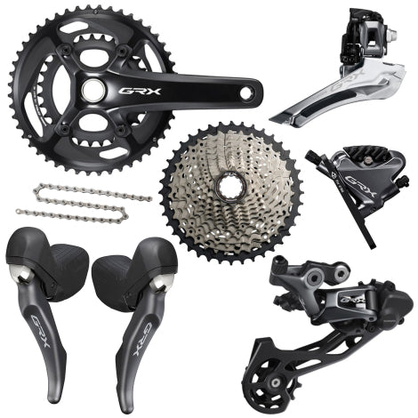 Shimano GRX 810 double groupset