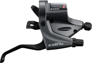 Shimano Claris ST-RS200/203 8-speed road flat bar levers
