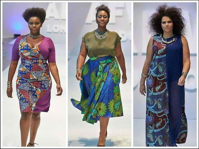 Bargain Hunting for Women's Plus Size African Apparel