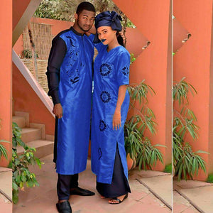 African couples clothes traditional dresses for couples Dukaiko