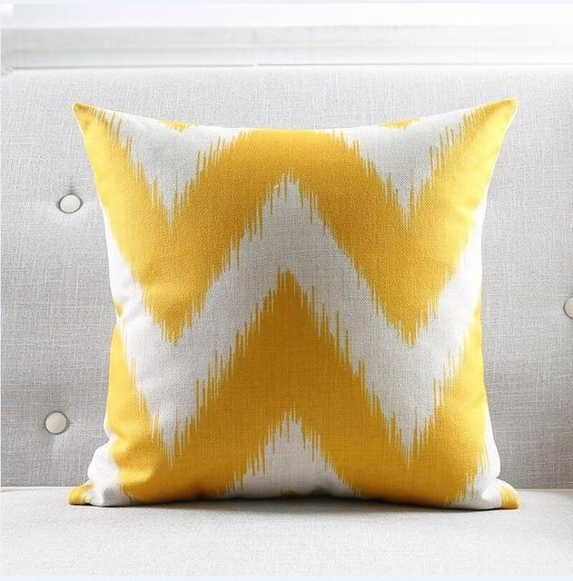 African Style Geometric Cushion Cover Decorative Sofa Pillow Case Dukaiko