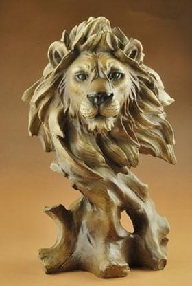 Lion Furnishing Articles Arts Creative Home Decoration Dukaiko