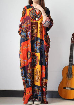 Loose Baggy African Kaftan Beach Party Dresses Dukaiko