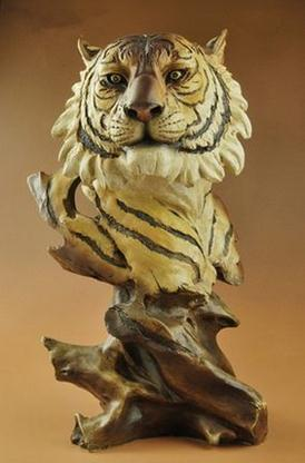 Tiger Furnishing Handicraft Home Office Decorations Dukaiko
