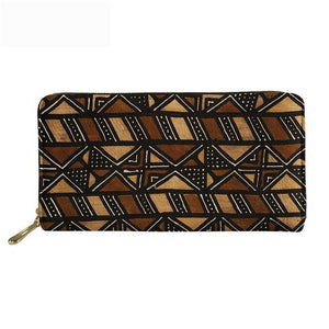 Vintage African Printing Purses and Handbags Dukaiko