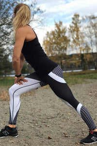 Hot & Dynamic - ShapeX Push-Up Leggings - HotDynamic