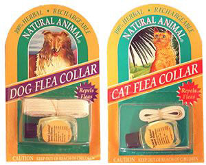 Rechargeable Flea and Tick Collar