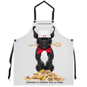 The Club Gear French Chef Apron - Canine Cardio