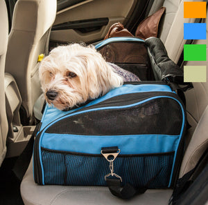 Ultra-Lock Pet Carrier/Car Seat - Canine Cardio