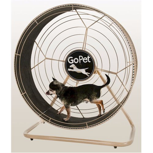 GoPet Treadwheel For Small Dogs - Canine Cardio