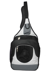 Single Strap Hands-Free Backpack