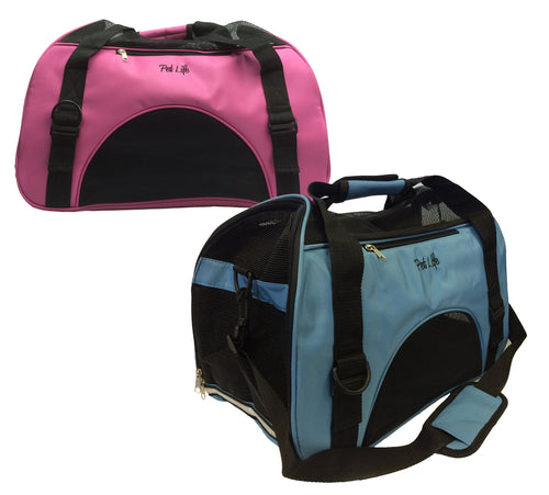 Altitude Force Sporty Pet Carrier-Airline Approved - Canine Cardio