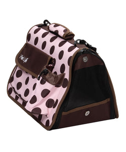 Casual Folding Pet Carrier-Airline Approved - Canine Cardio