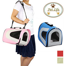 Sporty Mesh Pet Carrier-Airline Approved - Canine Cardio
