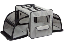 Pet Life Dual Expandable Dog Carrier-The Capacious - Canine Cardio