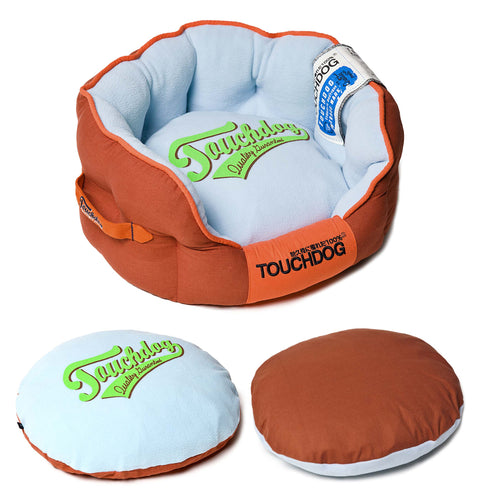 The Ultimate Premium Dog Bed-Castle Bark by Touchdog - Canine Cardio