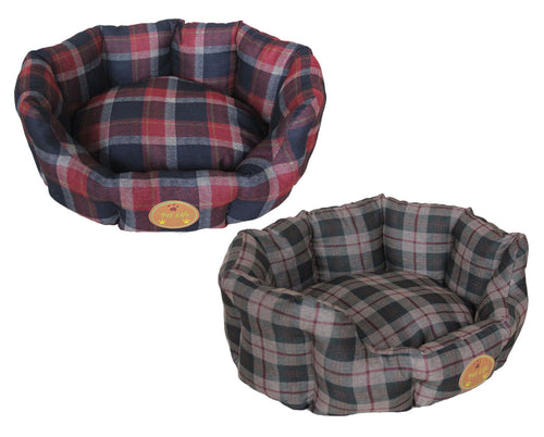 Anti-Bacterial and Water Resistant Dog Bed - Canine Cardio