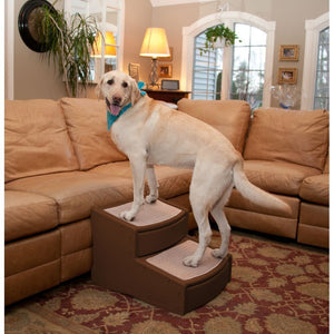 Extra Wide Pet Steps - Canine Cardio