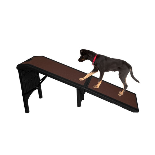 Free-Standing Extra Wide Pet Ramp - Canine Cardio
