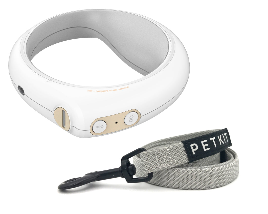 Petkit Bluetooth Smart Leash-Distance and Activity Monitor - Canine Cardio
