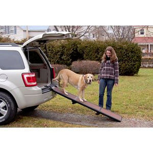 Travel Lite Tri-Fold Pet Ramp - Canine Cardio
