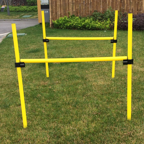 Agility Dog Training Hurdle - Canine Cardio