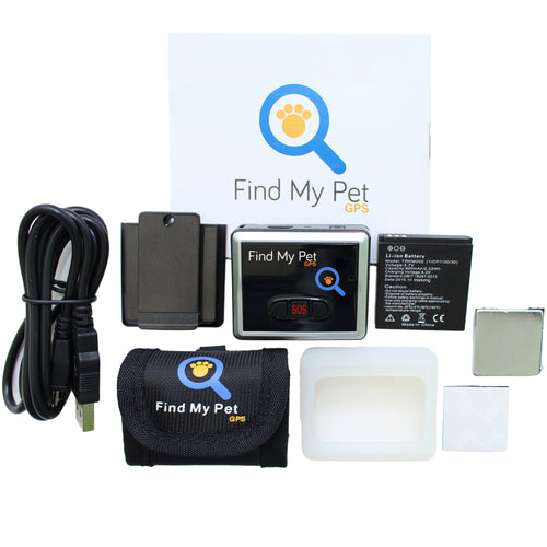 Find My Pet GPS Tracker - Canine Cardio