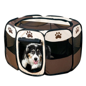 Portable Dog  Playpen - Canine Cardio