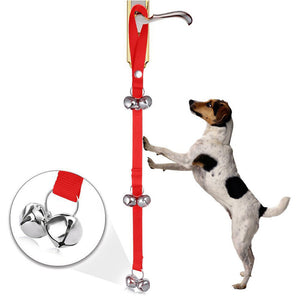 """Ring My Bell"" Doggy Doorbell - Canine Cardio"